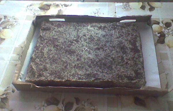 Kapuciner cake